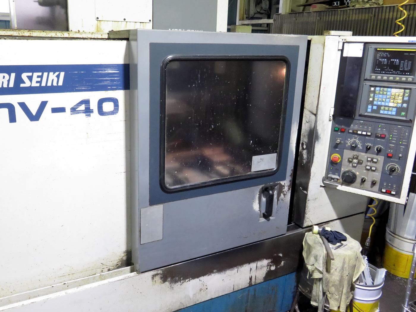 立体マシニングセンター MV-40