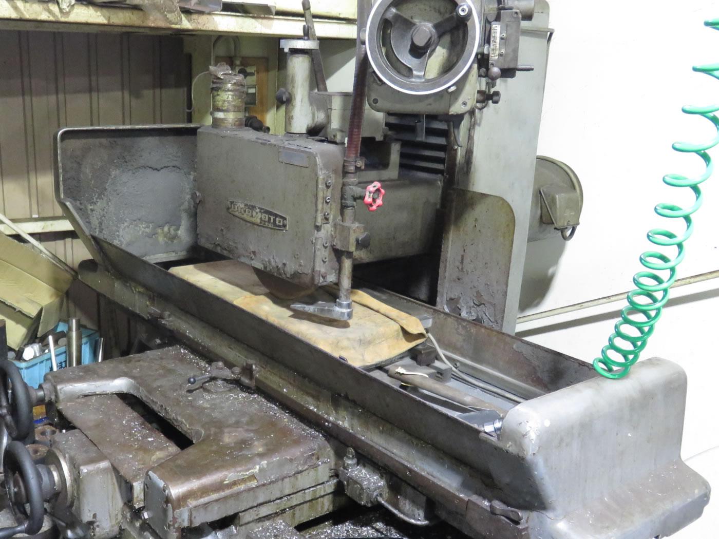 OKAMOTO平面研磨機